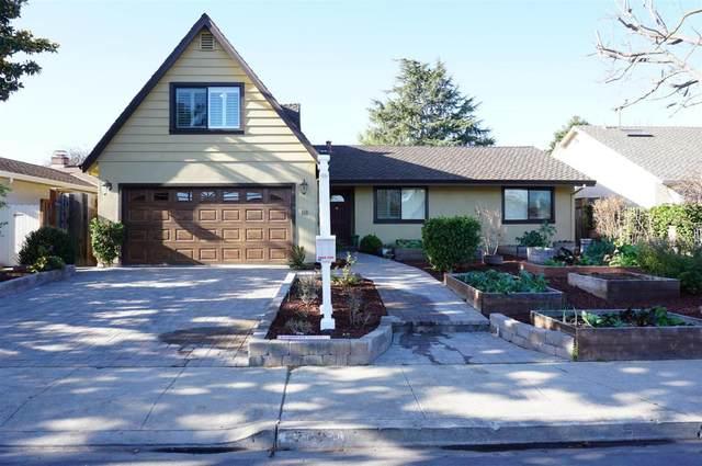 712 Fairlane Ave, Santa Clara, CA 95051 (#ML81825821) :: Intero Real Estate