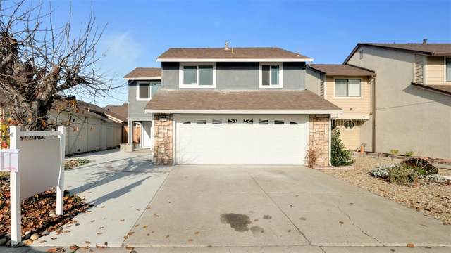 187 Boardwalk Way, Hayward, CA 94544 (#ML81825823) :: Schneider Estates