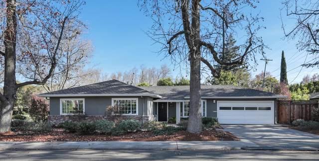 401 Sherwood Way, Menlo Park, CA 94025 (#ML81825824) :: The Sean Cooper Real Estate Group