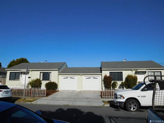 885-891 3rd Ave, San Bruno, CA 94066 (#ML81825828) :: The Kulda Real Estate Group