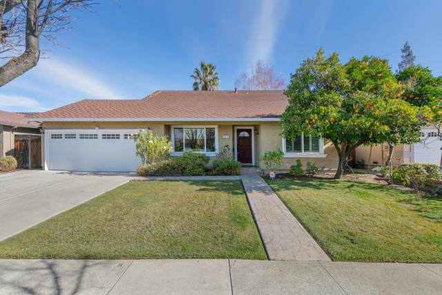4462 Calle De Arroyo, San Jose, CA 95118 (#ML81825836) :: Real Estate Experts