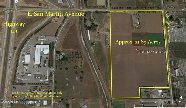 1020 E San Martin Ave, San Martin, CA 95046 (#ML81825886) :: The Sean Cooper Real Estate Group