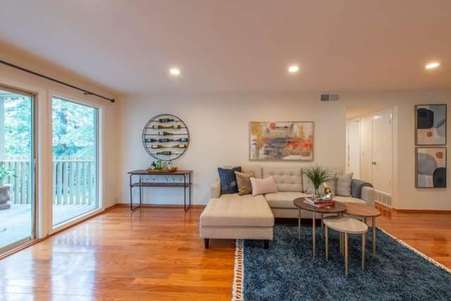 2315 Eastridge Ave 712, Menlo Park, CA 94025 (#ML81825894) :: The Sean Cooper Real Estate Group