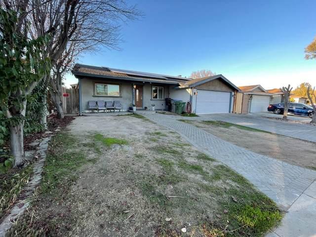 4656 Rotherhaven Way, San Jose, CA 95111 (#ML81825907) :: Schneider Estates