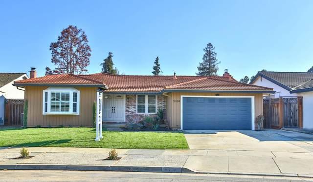 5104 Fell Ave, San Jose, CA 95136 (#ML81825912) :: Intero Real Estate