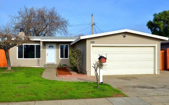 1781 Hemlock Ave, San Mateo, CA 94401 (MLS #ML81825913) :: Compass
