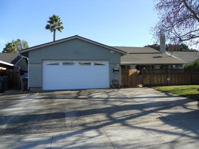 248 Burning Tree Dr, San Jose, CA 95119 (#ML81825920) :: Real Estate Experts