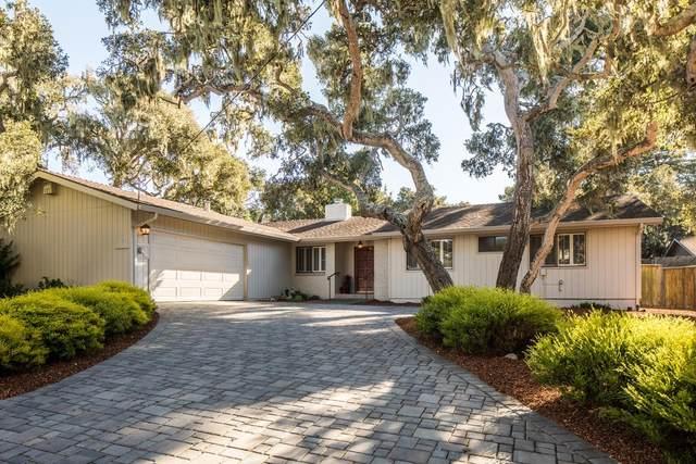 2865 Lasauen Rd, Pebble Beach, CA 93953 (#ML81825921) :: Real Estate Experts