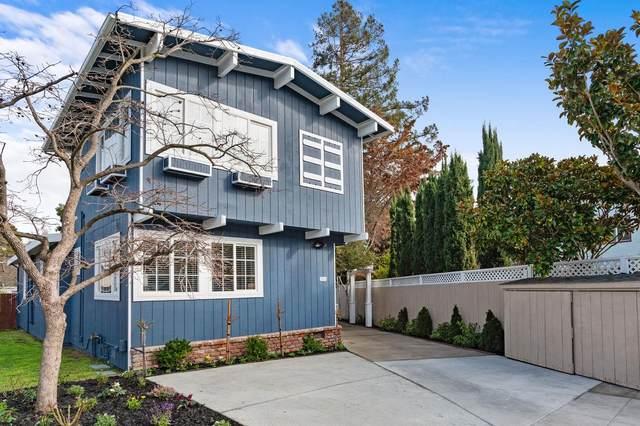 914 Capuchino Ave, Burlingame, CA 94010 (MLS #ML81825922) :: Compass