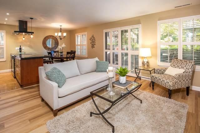 311 Bean Creek Rd 401, Scotts Valley, CA 95066 (#ML81825926) :: Schneider Estates