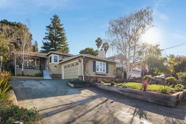 723 Cordilleras Ave, San Carlos, CA 94070 (MLS #ML81825941) :: Compass
