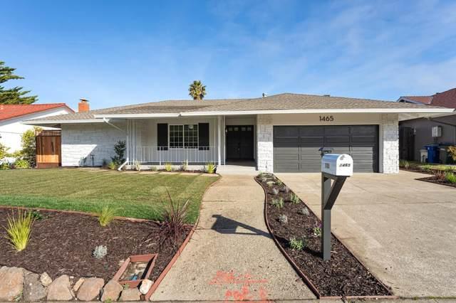 1465 Gavilan Way, Millbrae, CA 94030 (#ML81825956) :: Real Estate Experts