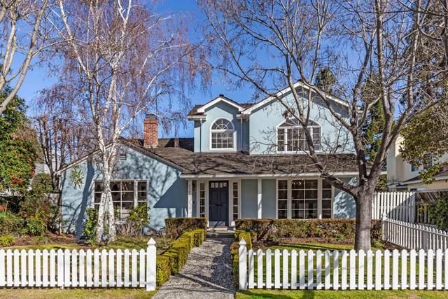 2297 Ramona St, Palo Alto, CA 94301 (#ML81825958) :: The Sean Cooper Real Estate Group