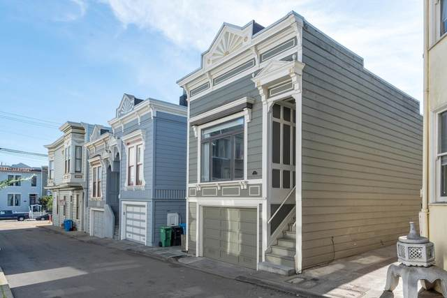 7 Juri St, San Francisco, CA 94110 (#ML81825969) :: The Gilmartin Group