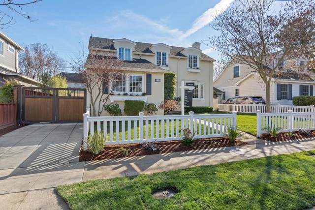 711 Vernon Way, Burlingame, CA 94010 (MLS #ML81825992) :: Compass
