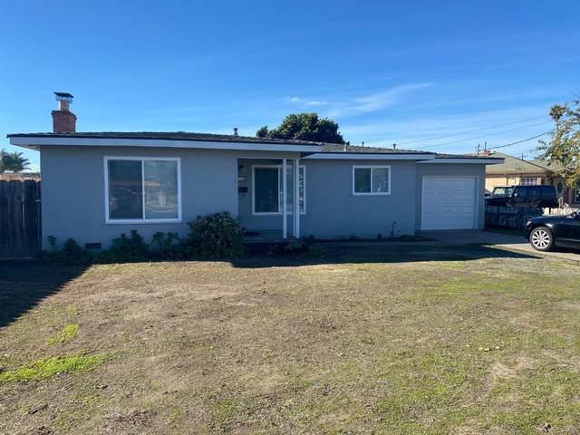 1320 E Market Street, Salinas, CA 93905 (#ML81826003) :: The Kulda Real Estate Group