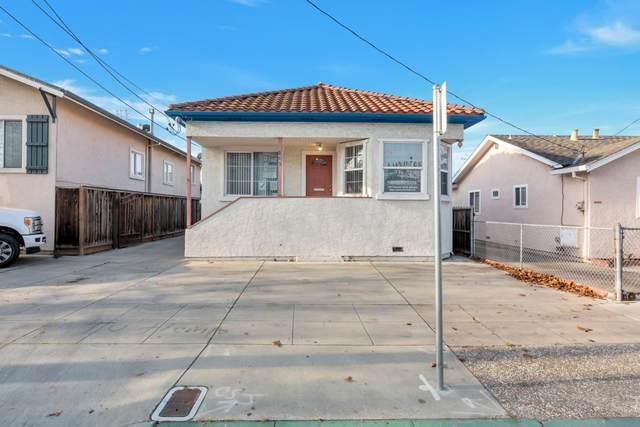 107 N 27th St, San Jose, CA 95116 (#ML81826015) :: Real Estate Experts