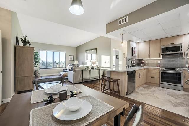 88 Bush St 4195, San Jose, CA 95126 (#ML81826016) :: Real Estate Experts