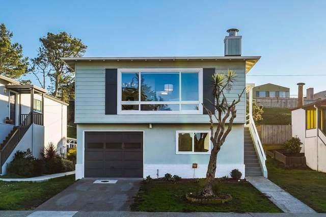 152 Catalina Ave, Pacifica, CA 94044 (#ML81826018) :: Schneider Estates