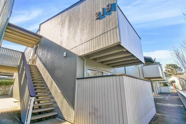 219 Boardwalk Ave H, San Bruno, CA 94066 (#ML81826043) :: Schneider Estates