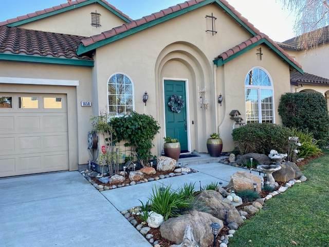 1658 Stony Brook Dr, Salinas, CA 93906 (#ML81826047) :: The Kulda Real Estate Group