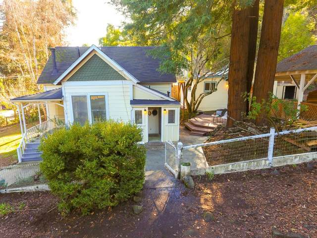 175 Harmon St, Boulder Creek, CA 95006 (#ML81826056) :: Schneider Estates
