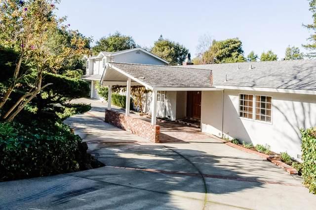 2810 Summit Dr, Burlingame, CA 94010 (#ML81826065) :: Schneider Estates