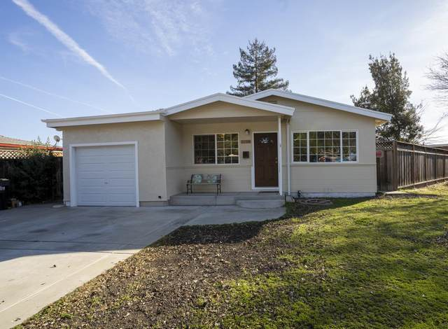 1098 Bradford Dr, Sunnyvale, CA 94089 (#ML81826066) :: Intero Real Estate