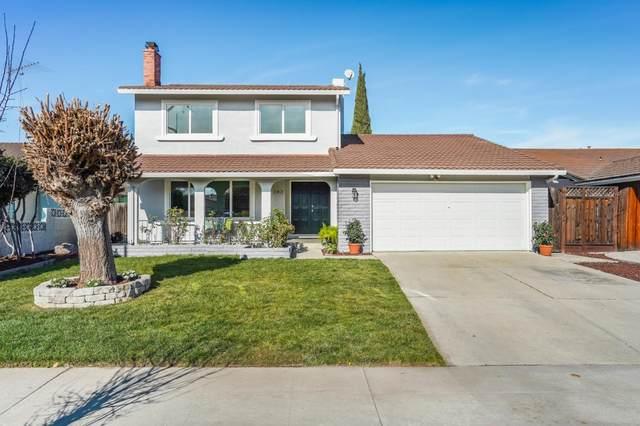 393 Springpark Cir, San Jose, CA 95136 (#ML81826103) :: Intero Real Estate