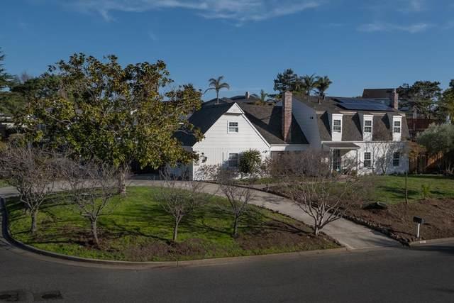 260 Pebble Beach Dr, Aptos, CA 95003 (#ML81826108) :: Strock Real Estate