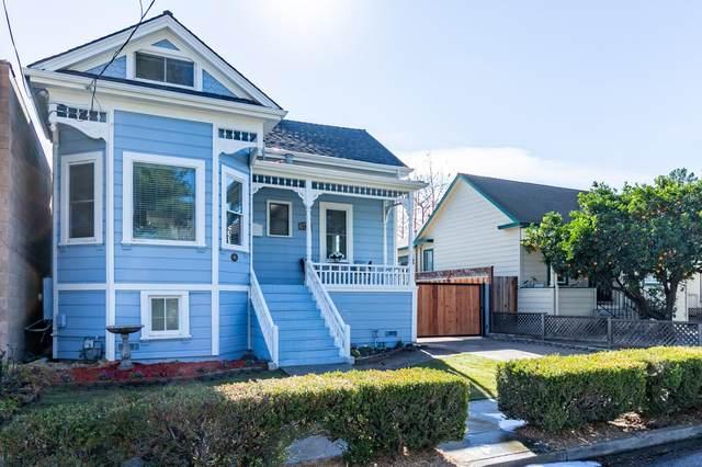 744 Lewis St, Santa Clara, CA 95050 (#ML81826111) :: The Gilmartin Group