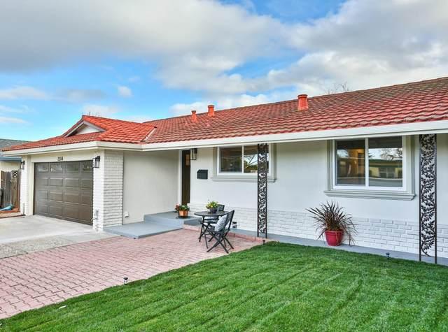 1316 Bouret Dr, San Jose, CA 95118 (#ML81826113) :: The Goss Real Estate Group, Keller Williams Bay Area Estates