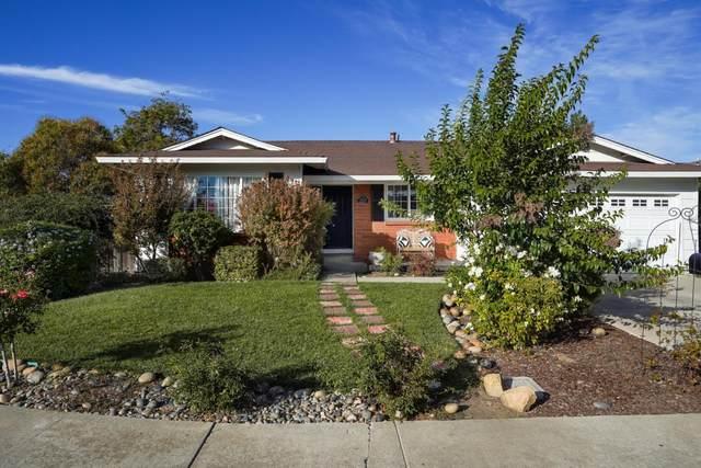 5508 Maplecrest Ct, San Jose, CA 95123 (#ML81826118) :: Olga Golovko