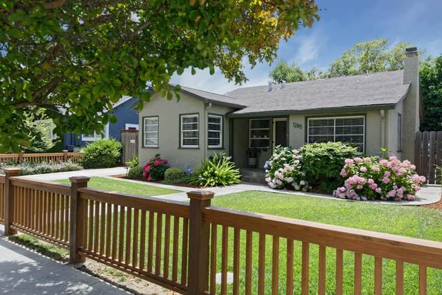 1285 Bird Ave, San Jose, CA 95125 (#ML81826119) :: The Goss Real Estate Group, Keller Williams Bay Area Estates
