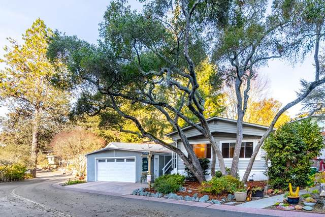 552 Bean Creek Rd 218, Scotts Valley, CA 95066 (#ML81826163) :: Intero Real Estate