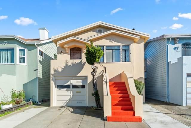 1286 31st Ave, San Francisco, CA 94122 (#ML81826168) :: The Kulda Real Estate Group