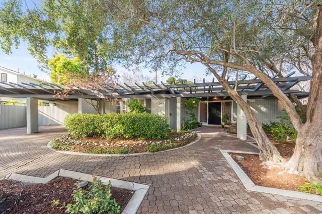 240 Walter Hays Dr, Palo Alto, CA 94303 (#ML81826194) :: Intero Real Estate