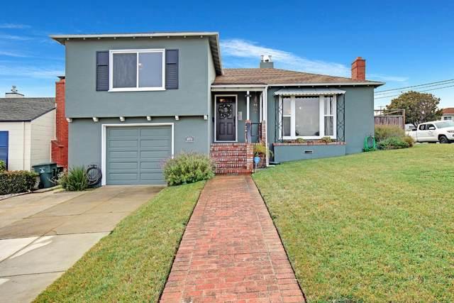 871 Reid Ave, San Bruno, CA 94066 (#ML81826205) :: RE/MAX Gold