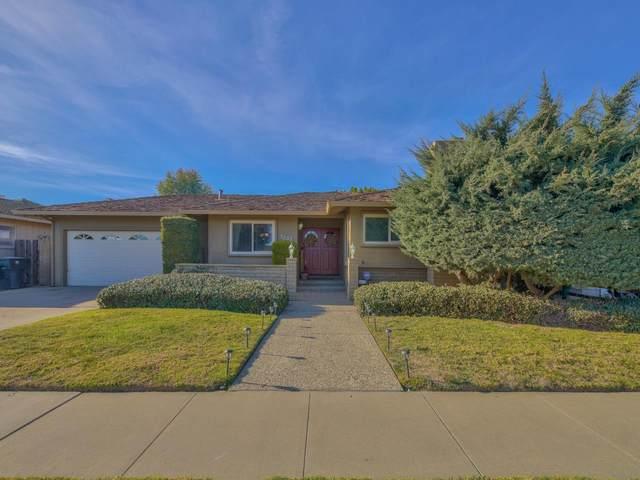 1235 Pasatiempo Way, Salinas, CA 93901 (#ML81826209) :: Intero Real Estate