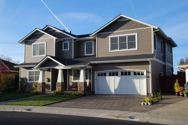 2155 Rosita Ave, Santa Clara, CA 95050 (#ML81826216) :: Intero Real Estate