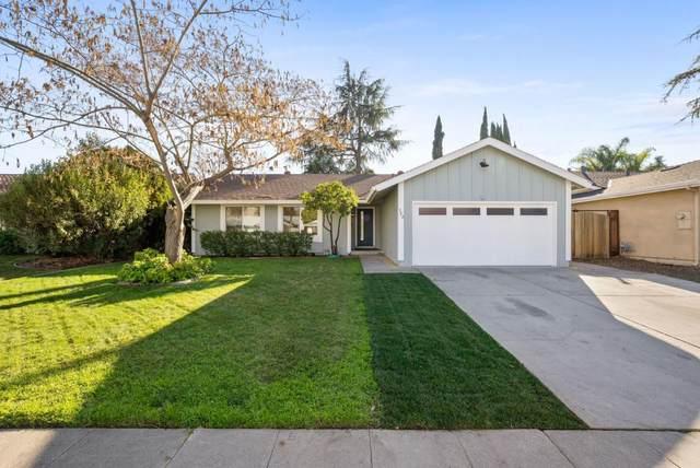 388 Henderson Dr, San Jose, CA 95123 (#ML81826267) :: Intero Real Estate