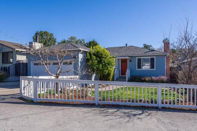 430 Montecito Ave, El Granada, CA 94018 (#ML81826276) :: RE/MAX Gold