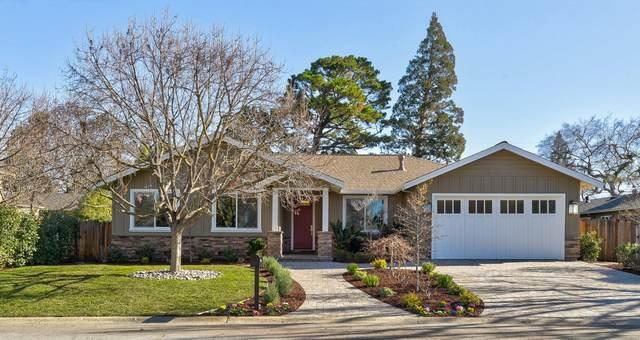 1841 Alford Ave, Los Altos, CA 94024 (#ML81826306) :: Intero Real Estate