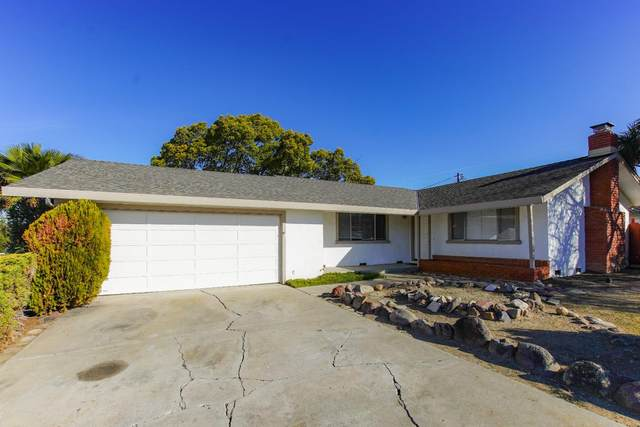 1200 Westward Dr, Hollister, CA 95023 (#ML81826339) :: Strock Real Estate