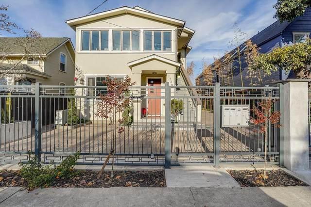 1732 11th St, Oakland, CA 94607 (#ML81826343) :: Intero Real Estate