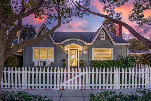 1109 Garfield Ave, San Jose, CA 95125 (#ML81826353) :: The Sean Cooper Real Estate Group