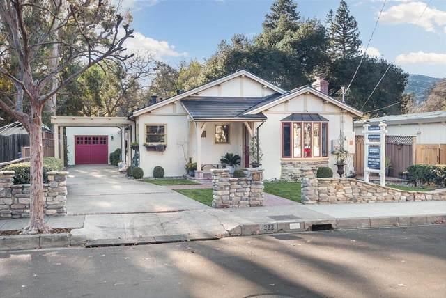 222 Johnson Ave, Los Gatos, CA 95030 (#ML81826355) :: Robert Balina | Synergize Realty