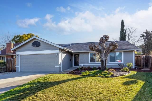 6242 Bothell Cir, San Jose, CA 95123 (#ML81826374) :: Schneider Estates
