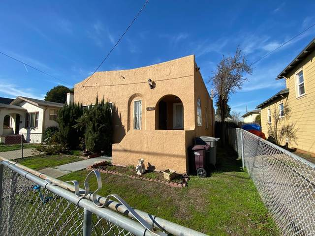 1837 66th Ave, Oakland, CA 94621 (#ML81826376) :: The Kulda Real Estate Group