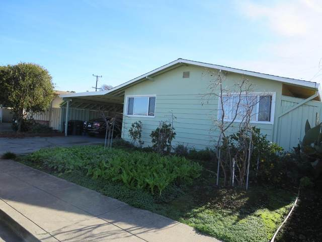 1326 Claudia Ave, San Mateo, CA 94403 (#ML81826378) :: Real Estate Experts